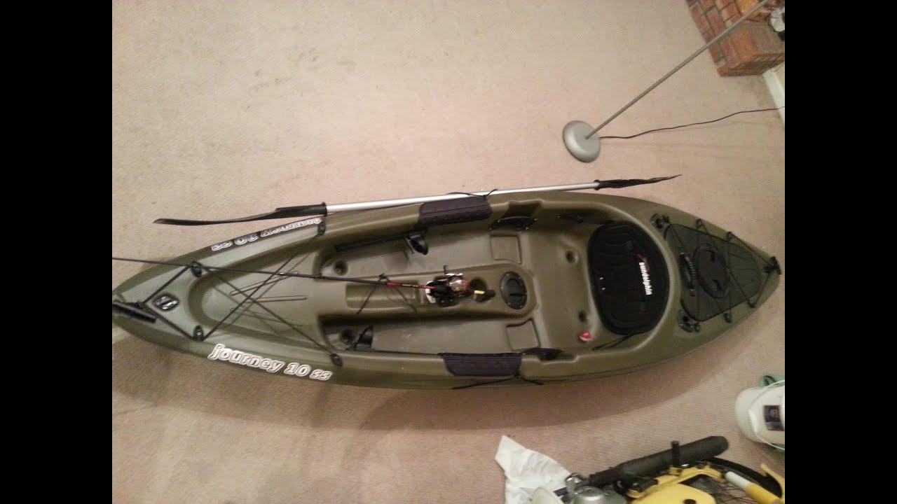 for Fishing kayak under 300