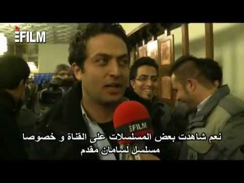 Mostafa Zamani On I Film Tv video