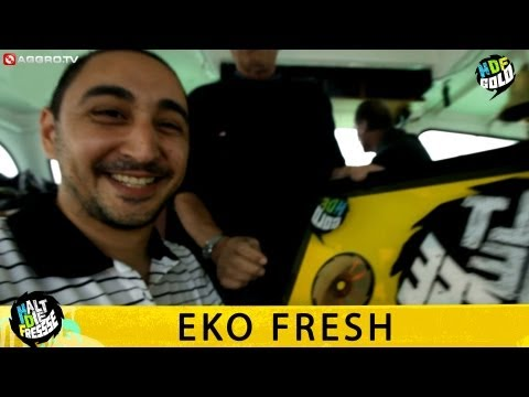 Eko Fresh Halt Die Fresse Gold Nr. 08 (official Hd Version Aggrotv) video