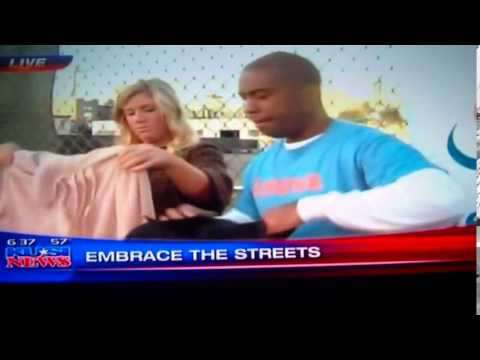 Embrace The Streets KUSI Part II   www Embrace1 org