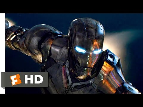 Iron Man (7/9) Movie CLIP - Handles Like A Dream (2008) HD
