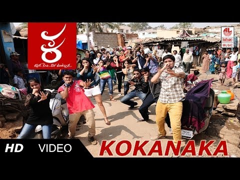 KA Latest Kannada Movie Full Video Song I Kokanaka Song in HD...