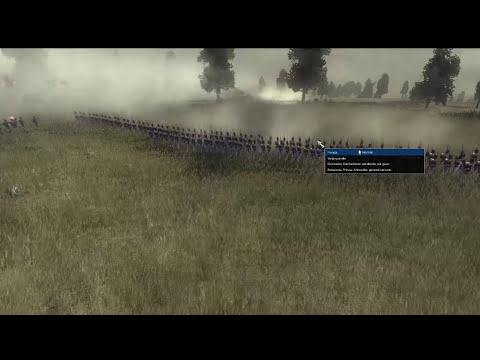 Waterloo. Napoleon Total War. La Victoire est a nous vs Grenadiers March.