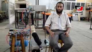 طلاب يخترعون «ذراعا الكترونيا» لمواجهة مرض ضمور العضلات