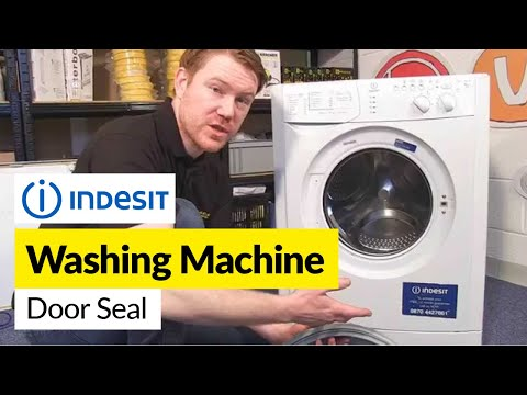 How To Replace A Washing Machine Drum Paddle In A Hotpoint