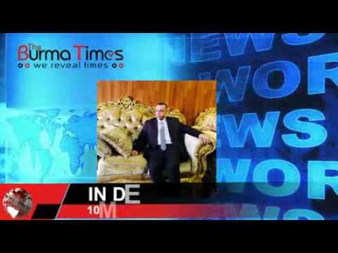 Burma Times TV  Daily News 10.05.2015