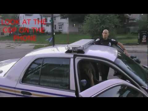 Akron Ohio Police On That Trash