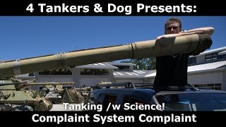 Tanking /w Science! Complaint System Complaint