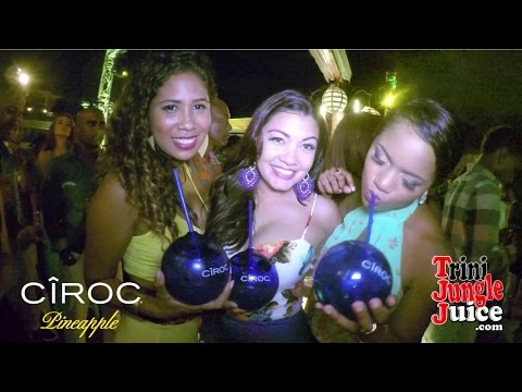 Le Beat Tropique - CIROC Pineapple Launch