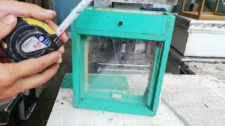 Video8:Hướng dẫn sử dụng HỘP PHỐI Mini dành cho Ong Nội-Chia sẻ Kiến Thức&Kinh Nghiệm Nuôi Ong 2019