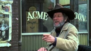 Tarantinoesque Dialog - John Wayne, Richard Boone, Lauren Bacall. clip from The Shootist (1976)