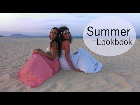 Summer Lookbook 2014