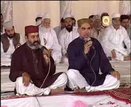 Gulam hai rasool ke Abdul Rauf Roofi(tahir Ali) video