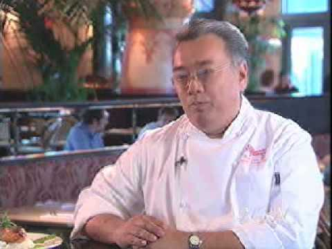 Cheesecake Factory's Top Corporate Chef Okura Creates Best Selling Menu Item Miso Salmon