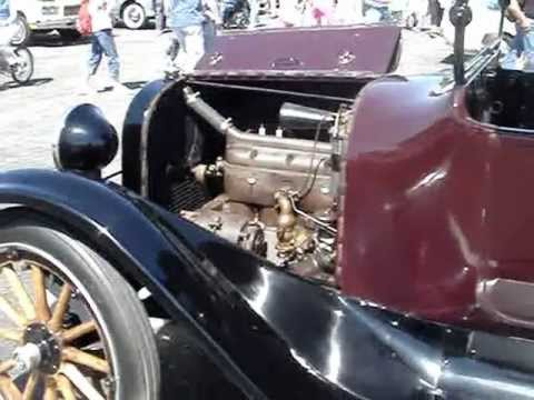 1917 DODGE ROADSTER - FOURTH YEAR OF THE DODGE AUTOMOBILE - YouTube