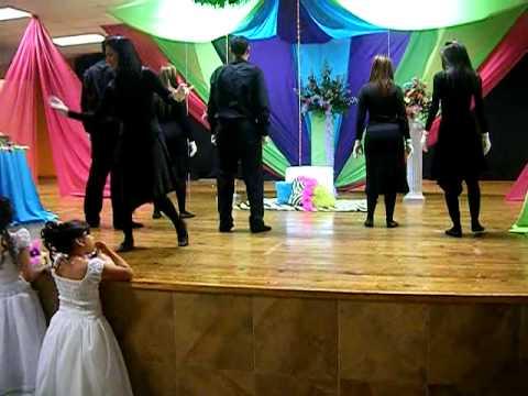Pantomima Grupo Oasis, Creelo Sheila Romero 2011 video
