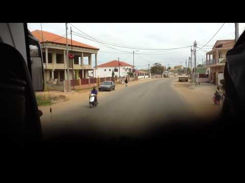 Malongo to Cabinda Angola Part 1 of 2