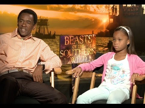 Beasts of the Southern Wild - Interview with Benh Zeitlin, Quvenzhané Wallis and Dwight Henry