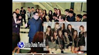 Kim Jong-un Asyik Tonton Konser K_Pop Dengan Harapan Agar .....