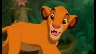 The Lion King - Hakuna Matata (German)