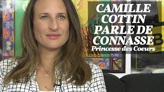 Camille Cottin parle de «Connasse Princesse des Coeurs »