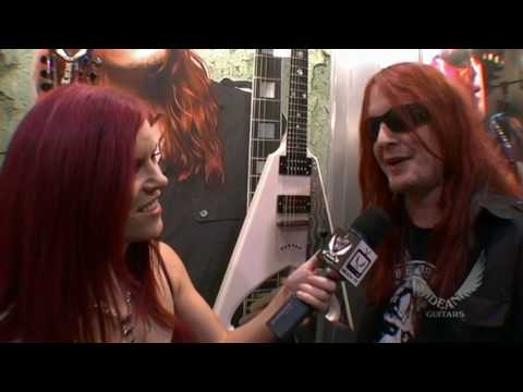 Michael Amott from Arch Enemy