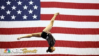 16-year-old Suni Lee finishes 2nd to Simone Biles at US Nationals   NBC Sports