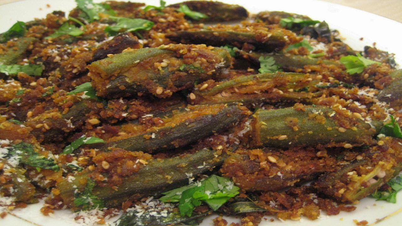 How to Make Stuffed Bhindi Masala recommend