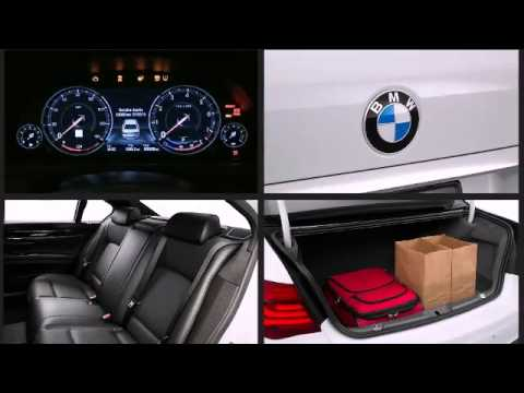 2015 BMW 750Li xDrive Video