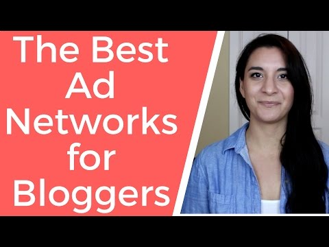 The Best Ad Networks for Bloggers (including newbies!)