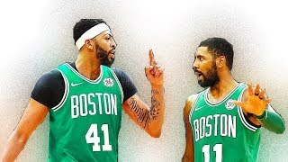 The ONLY WAY the Anthony Davis Trade to the Boston Celtics Is Possible