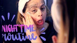 NIGHT TIME ROUTINE: ma che ne sanno gli uomini?!? // #AD