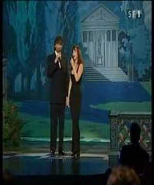 Andrea Bocelli - Vivo per lei (Andrea Bocelli & Judy)