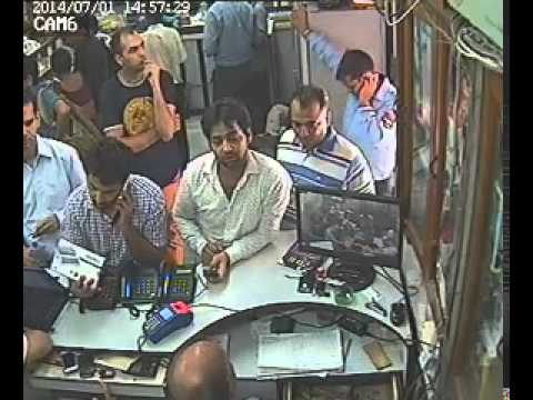IPhone 5s (2 Thieves Caught stealing) - All India Medicos - Yusuf Sarai, Delhi