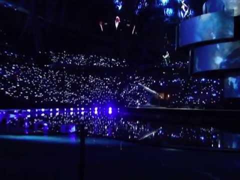Дмитрий Хворостовский  на торжественной церемонии открытия  Универсиады в Казани