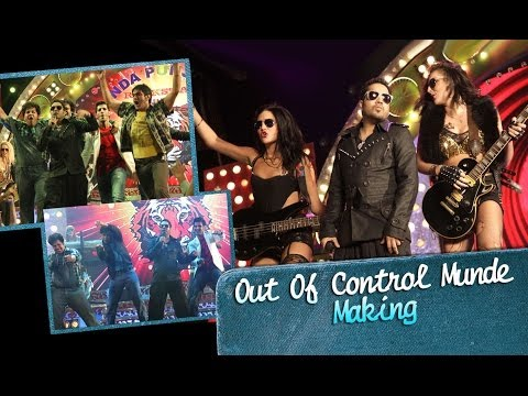 Out Of Control Munde - Making Of The Song - Purani Jeans