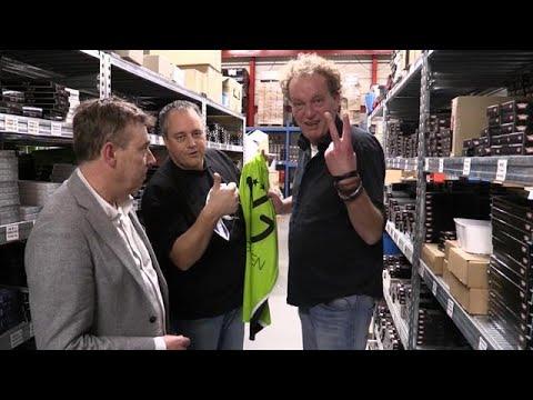 'Inside' het walhalla voor dartfans!  - RTL 7 DARTS INSIDE