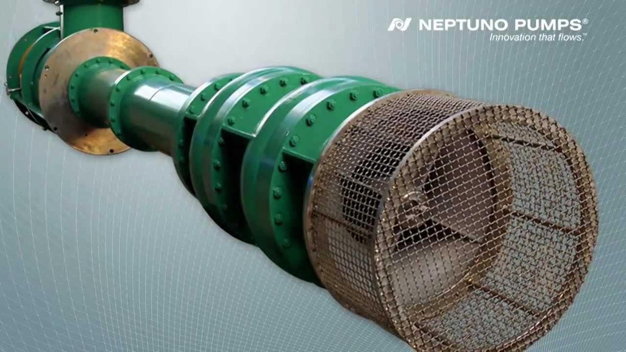 Neptuno Pumps 174 Vertical Turbine Pumps Youtube