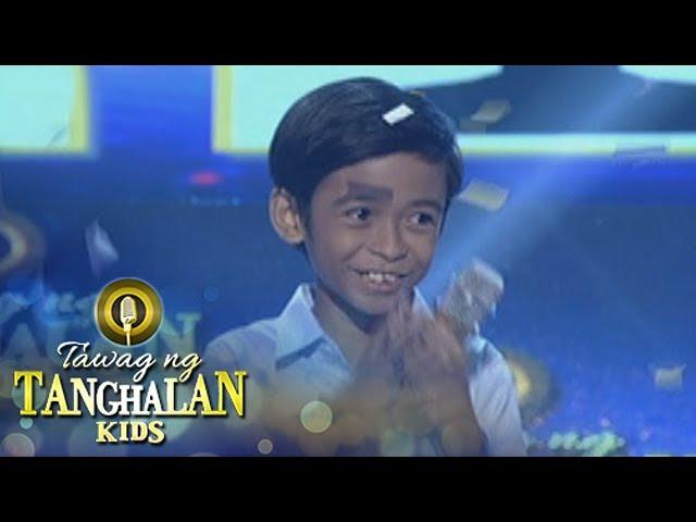 Tawag ng Tanghalan Kids: Kiefer Sanchez enters the Grand Finals!