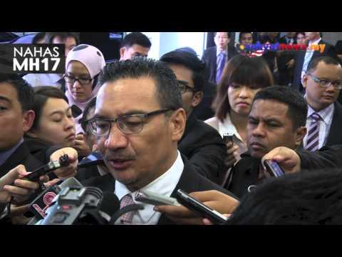 MH17 : Hishammuddin Kagum Langkah Berani Najib