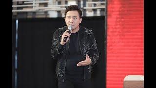 """Trấn Thành cay cú vì bị Kỳ Duyên nói mỉa chiến thắng duy nhất show """"Khi đàn ông mang bầu"""""""
