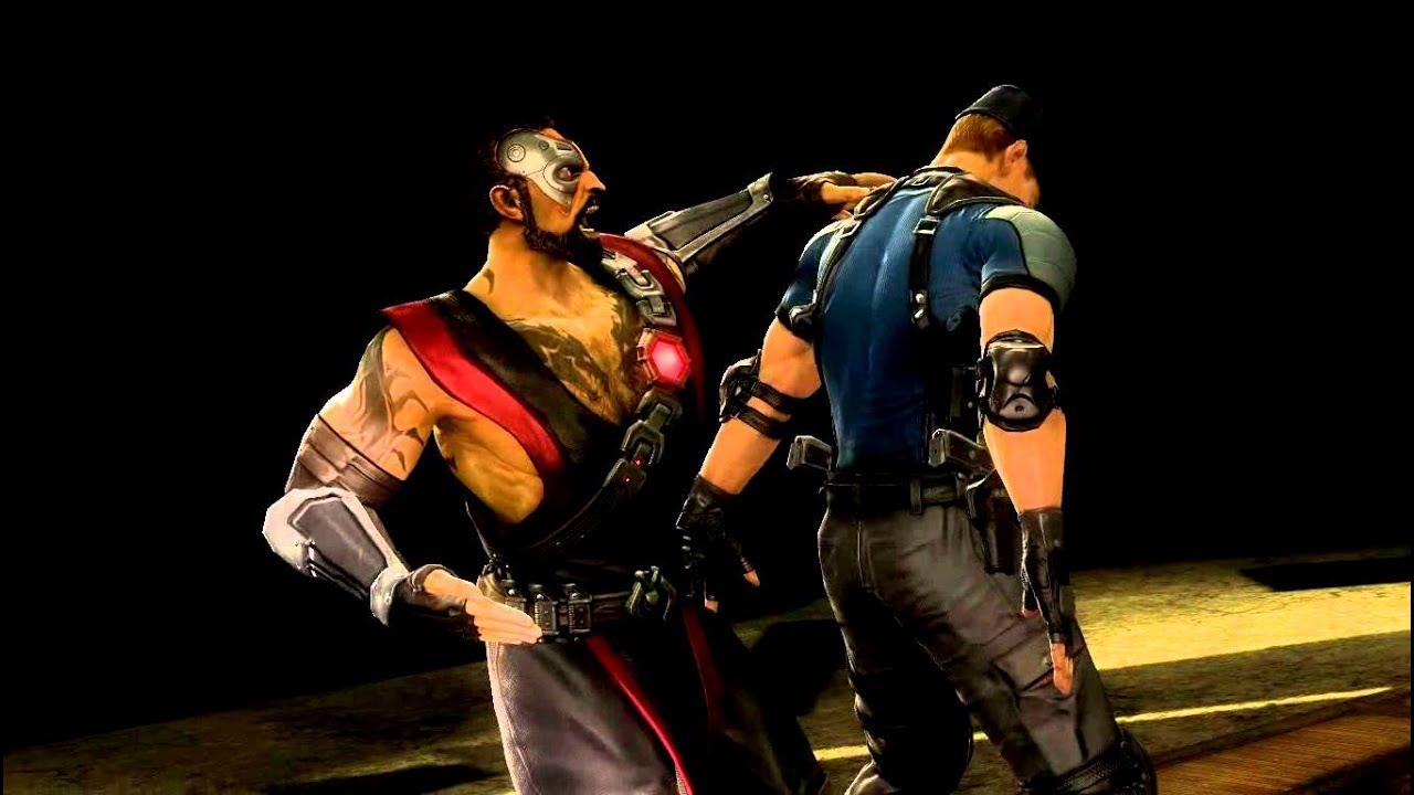 Mileena X Mortal Kombat Fatalities