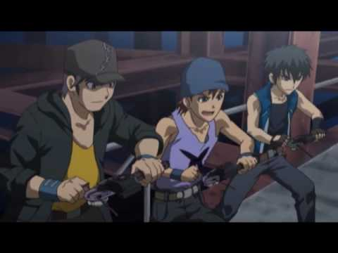 Beyblade Metal Fusion Episode 1 Part 2 2 English Dubbed video
