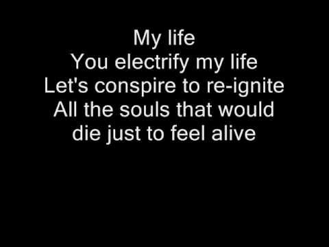 Muse - Starlight - Lyrics video