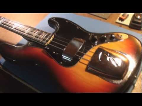 Fender Jazz Bass The Movie