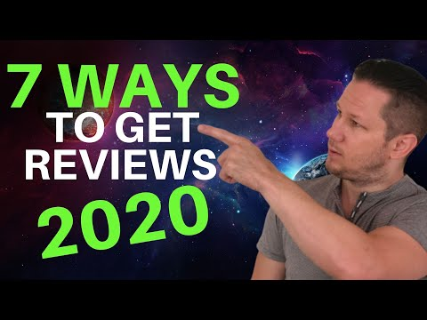 How to Get REVIEWS on Amazon 2019 - 7 CRAZY new methods!
