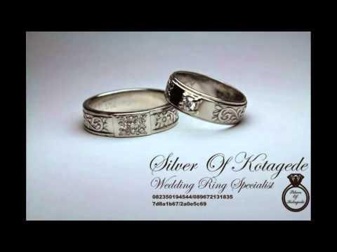 Video Model Cincin Kawin Emas Putih Terbaru
