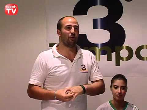 12.08.11 Presentazione Maglie 2011-12, Danilo Ottaviani
