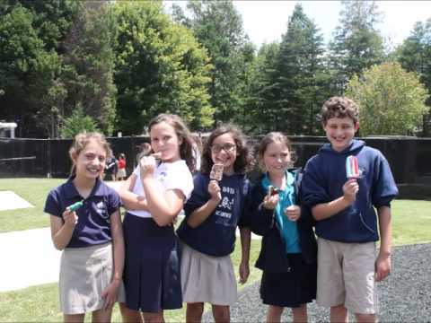 The First Week of School at The Davis Academy!
