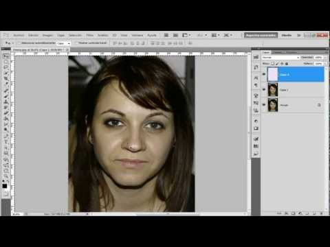 Photoshop - Retoque Maquillaje facial, nivel básico